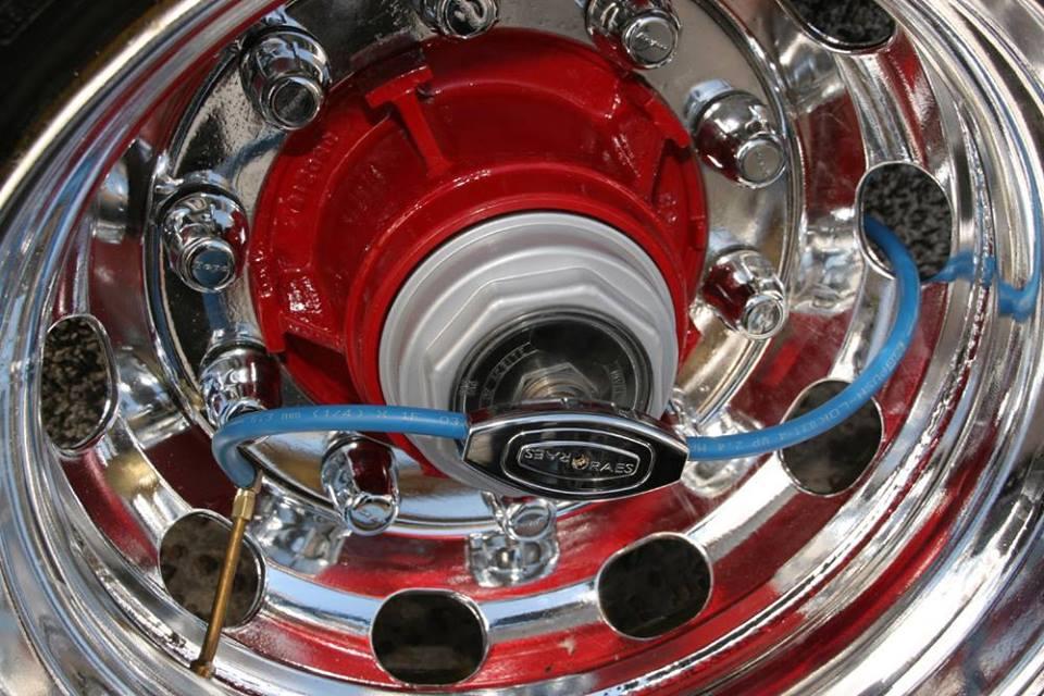 Calibrador de Neumático Interno