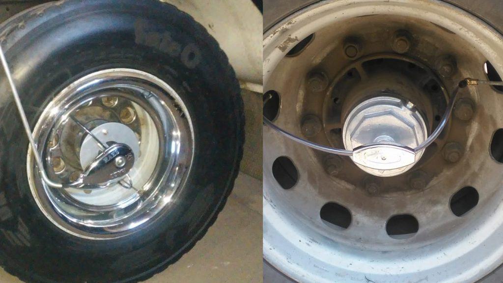 Calibrador de Neumático