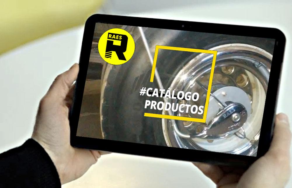 Catalogo de Calibrador de Neumático Externo