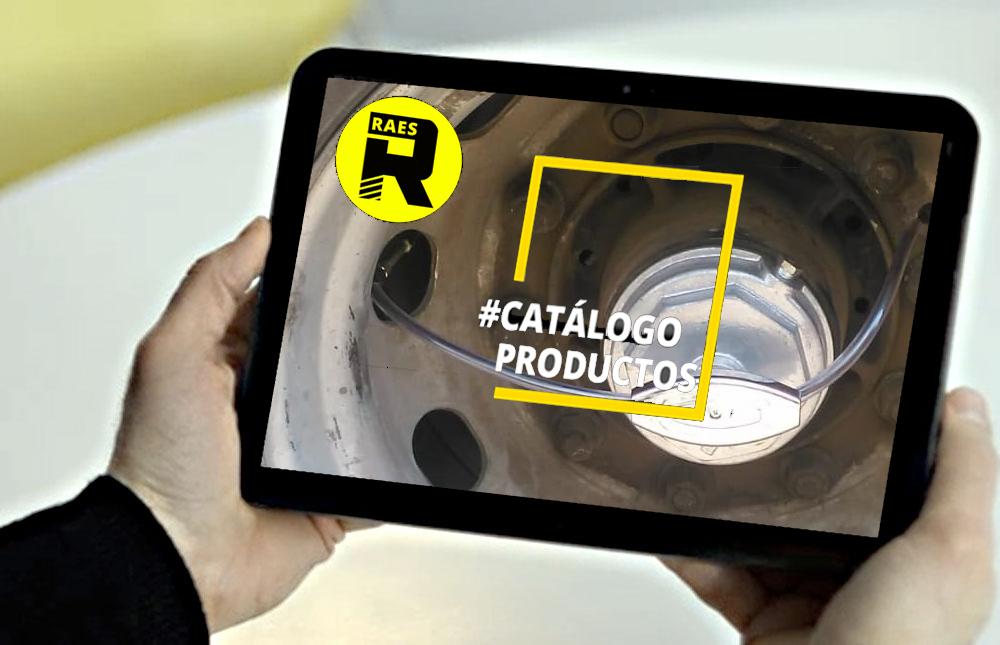 Catalogo de Calibrador de Neumático Interno